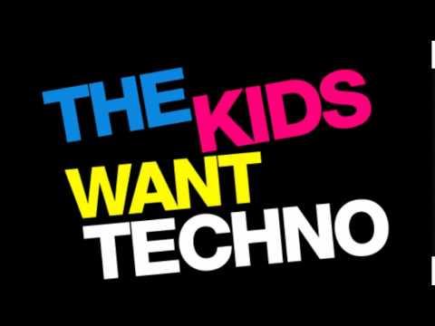 techno 90er
