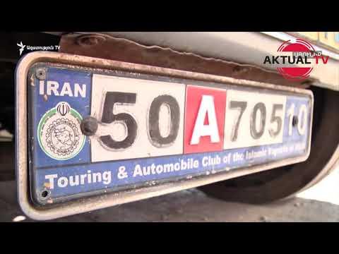 Иранские водители на дороге Горус-Кафан: Лучше не приезжать, чем тратить время, нервы и деньги