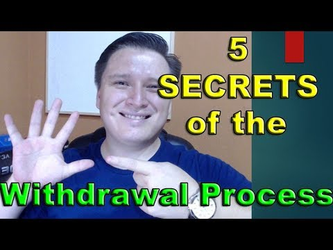 Day Trading / 5 SECRETS Of The Withdrawal Process! Binary Options Trading