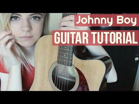 Johnny Boy - twenty one pilots | EASY GUITAR TUTORIAL