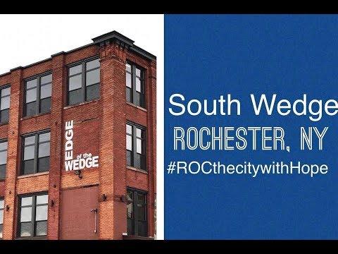 South Wedge Neighborhood • Rochester, NY | #ROCthecitywithHope Ep. 13