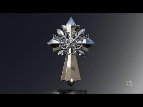 Blender 3D Jewelry Design Tutorial 019 Time-lapse thumbnail