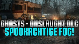 "FOG ""Spokende Grot"" - Call of Duty Ghosts Onslaught DLC #1 LIVE"