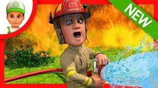 Fire Engine for kids. Fire man truck. Cartoon fireman Sam. Fire Truck movies for kids. Fireman kids.
