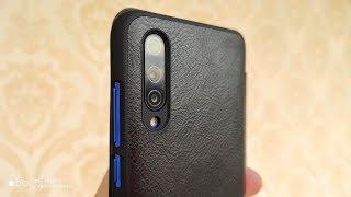 ШИКАРНЫЙ ЧЕХОЛ Nillkin для Xiaomi Mi 9 Lite