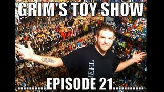 "Download Video Grim's Toy Show Episode 21: WWE WRESTLING action figures figure mattel transformers ""toy hunter"" MP3 3GP MP4"