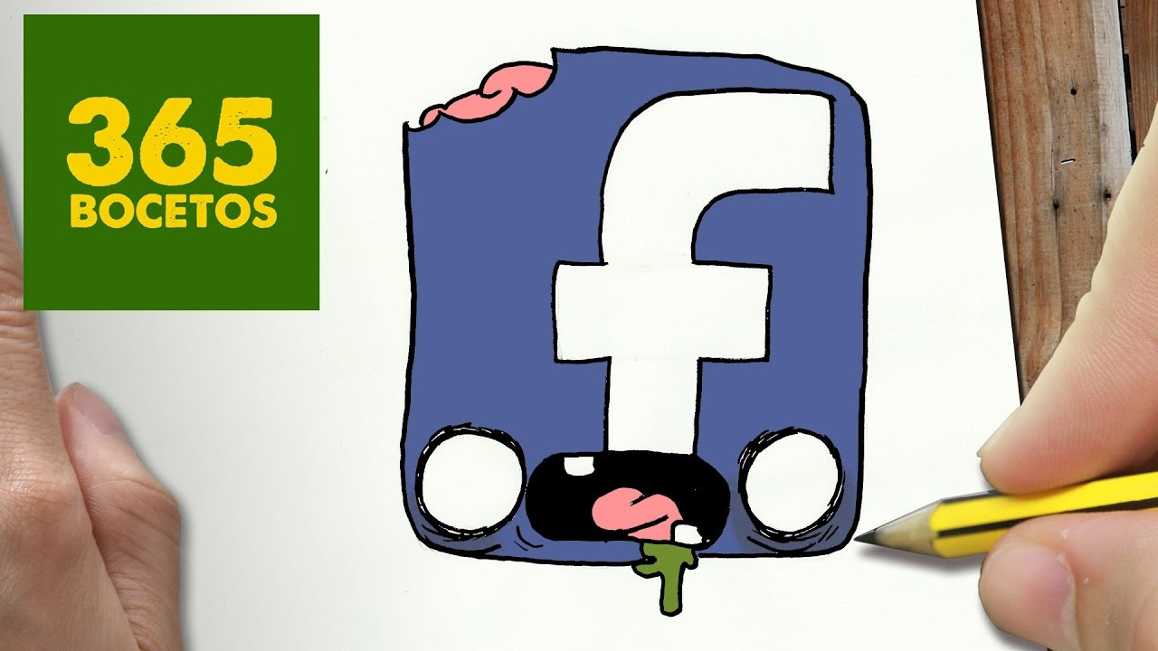 logo facebook kawaii