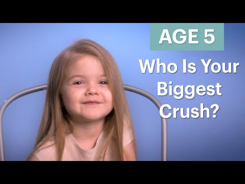 70 People Ages 5-75 Answer: Biggest Celebrity Crush? | Glamour