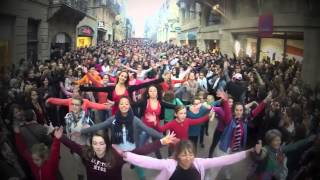 FLASH MOB FREDDIE MERCURY - BORDEAUX