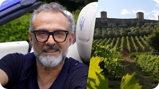 Chef Massimo Bottura Wants to Give You a Tour of Italy // Omaze