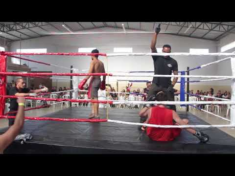 Saymon Fight    3° torneio Boxe   Muay Thai   05 LUTA