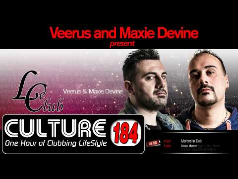 Le Club Culture Radioshow Episode 184 (Veerus and Maxie Devine)