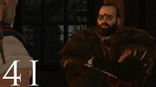 The Witcher 3 Wild Hunt Прохождение Часть 41 - Смертельный Заговор