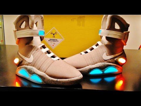 Nike Mag 2011 Back to the Future Shoe