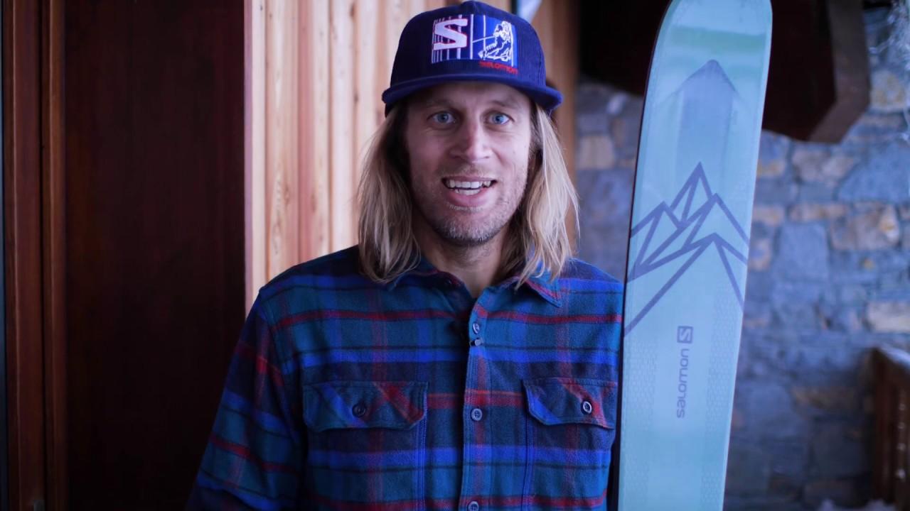 Cody Townsend on the QST 106 | Inside Salomon