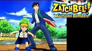 Zatch Bell! Mamodo Battles ... (PS2)