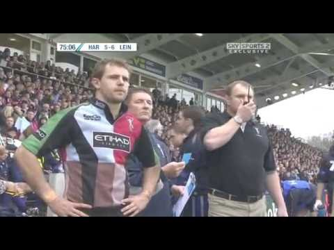 Harlequins Bloodgate Scandal in 2009