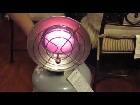 How to fix your propane heater that wont stay on.Buddy heaters CLICK IT! CLICK IT!