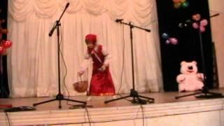 Чернова Юля 6 лет песня про варенье