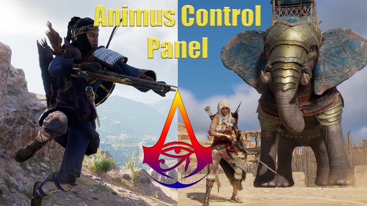 Assassins Creed Origins: Animus Control Panel (NEW!/2018 ...