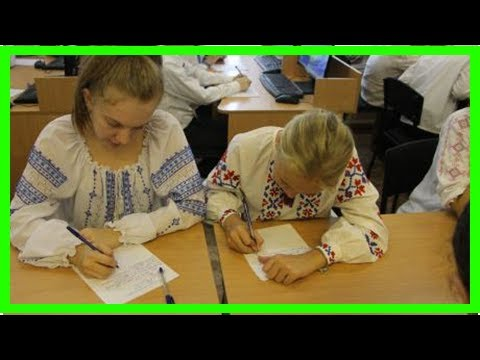 NEWS 24H - In addition to the scandals: the new education law of Ukraine about really?
