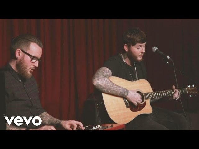 James Arthur - Safe Inside (Live @ Hotel Café)