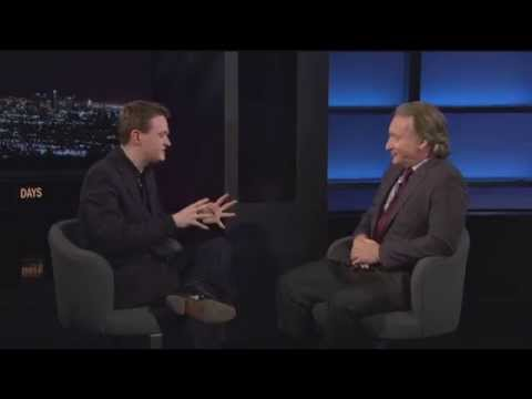 Real Time with Bill Maher: Johann Hari on The War on Drugs (HBO)