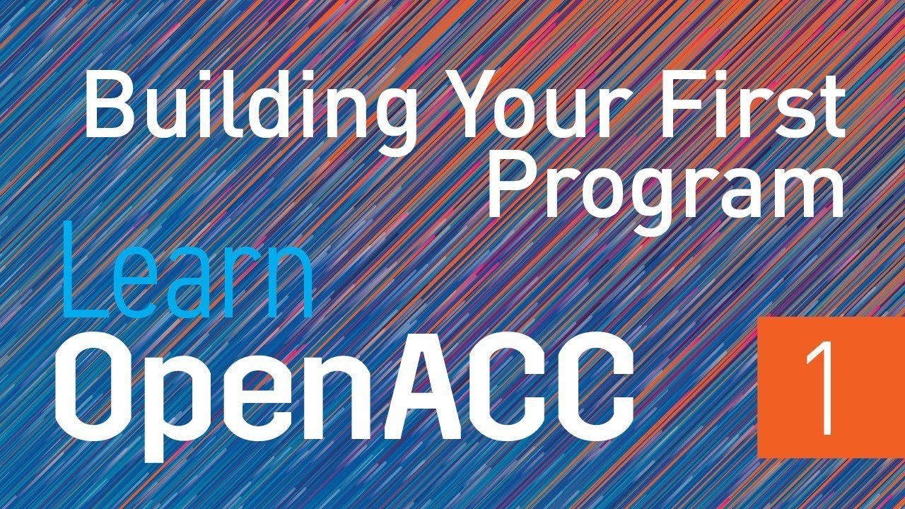 Download Introduction to Parallel Programming with OpenACC - Part 1