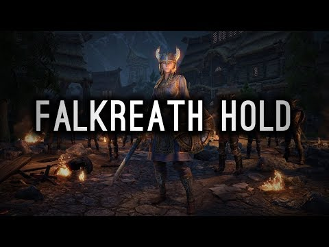 Falkreath Hold Dungeon - Horns of the Reach PTS