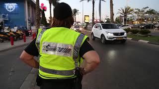פעילות המשטרה בביג באר שבע / צילום: דוברות המשטרה / ברנז'ה חדשות
