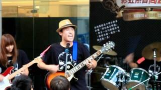 彩虹瘋音 2011年9月 桃園統領 永豐高中 GAS樂團表演.mpg