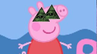 Свинка Пеппа rytp без мата! Танцы и Пеппа — иллюминат