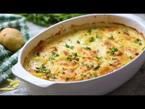 The Very Best Potatoes Au Gratin Recipe