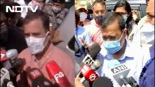 Rahul Gandhi, Arvind Kejriwal Meet Family of 9-Year-Old Delhi Girl Allegedly Raped, Murdered