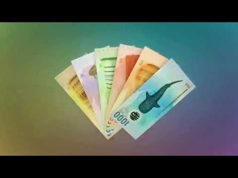 Beautiful new design Maldives banknotes -2015