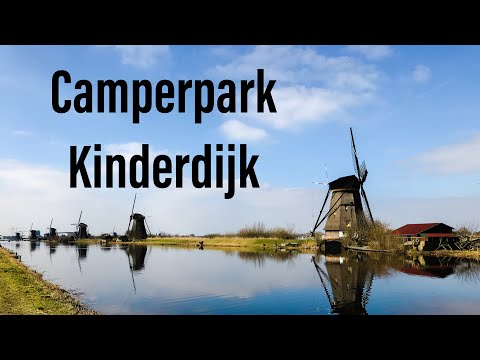 Camperpark Kinderdijk Alblasserdam
