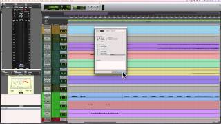 Pro Tools 12.2 Mix Series (2) | Part 2a | Static Mix, Markers | NS345