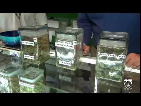 Marijuana for sale in America  Colorado Pot Rush CNBC documentary HD