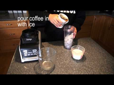How To Make A Homemade Mocha Frappe - Courtney Phelps