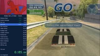 Italian Job L.A Heist speedrun world record - 44:28
