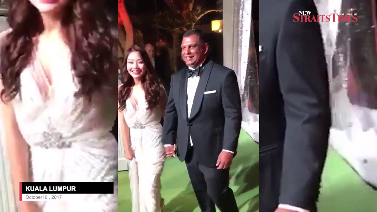 Airasia S Tony Fernandes And His Marriages The Independent Singapore News