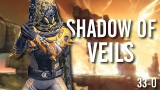 Destiny Skirmish 33-0 Mark of The Unbroken Gameplay || Shadow Of Veils Sniper