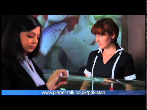 Planet Talk TVC (Pakistan version)