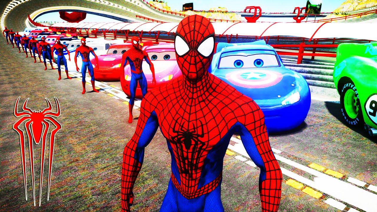 мультфильмы онлайн человек паук новые серии подряд