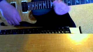 Robin Trower / Little bit of sympathy/ cover lesson