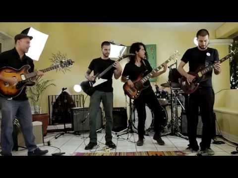 Official Video - Mr. Stern (Jim Kelly) - Los Villanos Blues Band Featuring Juan Castañón