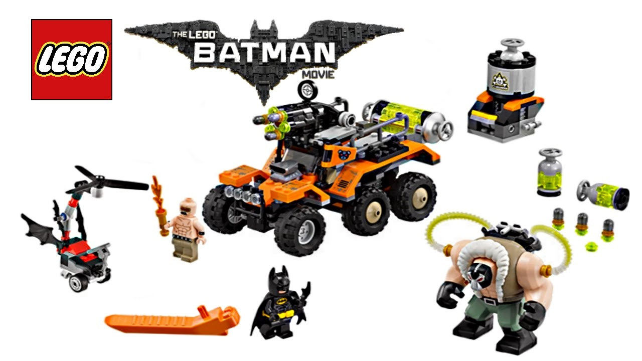 LEGO Batman Movie 2017 Summer sets pictures! - YouTube