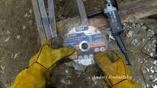 Отрезные круги по металлу: жесткий тест отрезного круга...(, 2013-10-24T09:14:02.000Z)