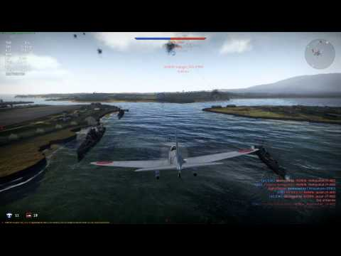War Thunder - Pearl Harbor Event - D3A1