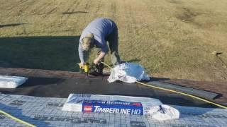 World's fastest shingler (8 sq/hr)